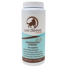 Coat Defense® Daily Prevention Dog Powder
