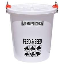 Tuff Stuff Storage Drum w/ Locking Lid