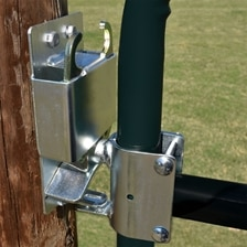 Lockable Gate Latch - 2 Way