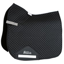 Shires Synthetic Suede Dressage Pad