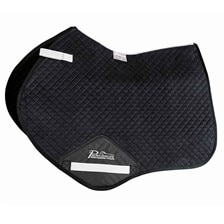 Shires Synthetic Suede Jumping Pad