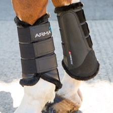 ARMA Fleece-Lined Brushing Boots