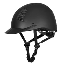 TuffRider Starter Riding Helmet w/ Carbon Fiber Grill