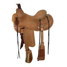 Circle Y Oakdale Ranch Saddle