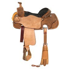 Circle Y Cheyenne All-Around Saddle