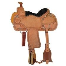 Circle Y Gunthrie Select Roping Saddle