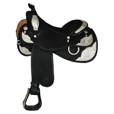 Circle Y Diamond Show Saddle