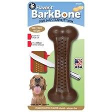 Flavorit BarkBone® Peanut Butter Flavored Nylon Bone