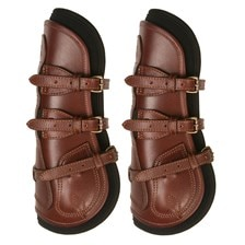Majyk Equipe Leather Equitation Tendon Boots