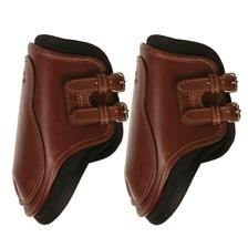 Majyk Equipe Leather Equitation Fetlock Boots