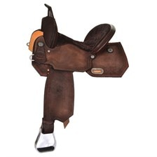 High Horse Leona Barrel Saddle