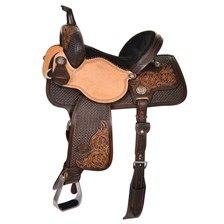 Reinsman Molly Powell Classic Cowgirl Barrel Saddle