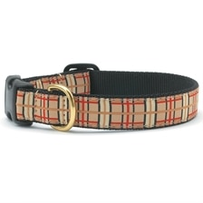 UpCountry® Plaid Dog Collar