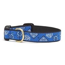 UpCountry® Blue Bandana Dog Collar