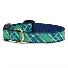 UpCountry® Kelly Plaid Dog Collar