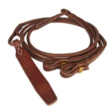 Rockin' SP® Leather Romal Reins with Quick Change Ends