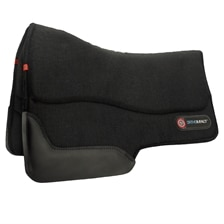 T3 Wool Felt Barrel Pad with Impact Protection