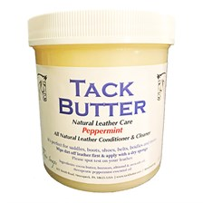 Tack Butter - All Natural Peppermint