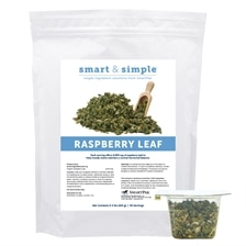 Smart & Simple™ Raspberry Leaf