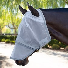 SmartPak Deluxe Fly Mask Without Ears
