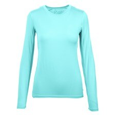 Piper Long Sleeve Crew Neck Sun Shirt by SmartPak