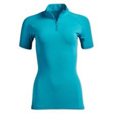 Piper Short Sleeve 1/4 Zip Sun Shirt by SmartPak