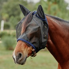SmartPak Fine Mesh Fly Mask