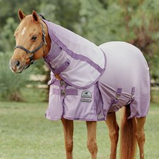 SmartPak Deluxe Pony Fly Sheet - Patterned - Clearance!