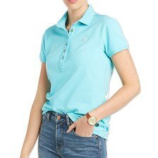 Ariat Prix 2.0 Shortsleeve Polo - Clearance!