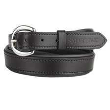 SmartPak Padded Leather Belt