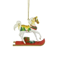 Trail of Painted Ponies Sleigh Ride