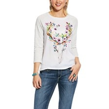 Ariat Women's Flower Crown Top