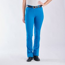Piper Knit Mid-rise Boot Cut Breeches by SmartPak - Knee Patch