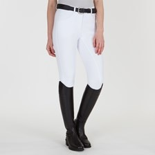 Piper Knit Mid-rise Breeches by SmartPak - Full Seat