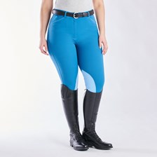 Piper Original High-rise Breeches by SmartPak - Knee Patch