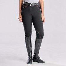 Piper Original High-Rise Breeches by SmartPak - Knee Patch