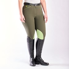 Piper Original High-Rise Breeches by SmartPak - Knee Patch - Clearance!