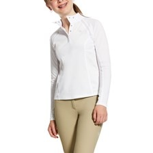 Ariat Girls Sunstopper 2.0 Show Shirt