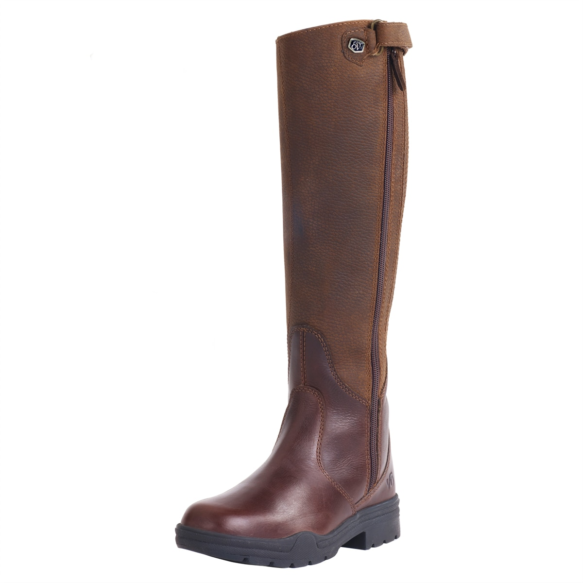 Ovation Mens Moorland II Highrider Boot Equestrian Sport Boots Athletic