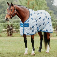 SmartPak Classic Patterned Fly Sheet