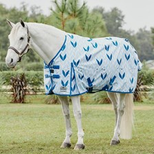 SmartPak Classic Patterned Turnout Sheet - Clearance