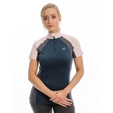 Horseware Aveen Half Zip Tech Top Short Sleeve