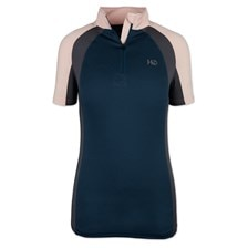 Horseware Aveen Half Zip Tech Top Short Sleeve