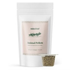 Naked Leaf Animal Pellets