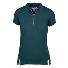 Horze Jasmine Women's Short Sleeve Cotton Polo