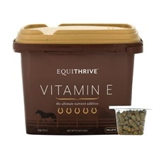 Equithrive® Vitamin E Pellets