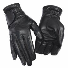 TuffRider Ladies Stretch Leather Riding Glove