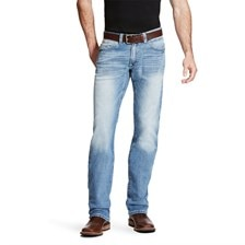 Ariat Men's M2 Relaxed Stackable Boot Cut Jeans - Shasta