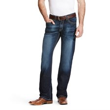 Ariat Men's M4 Low Rise Boot Cut Jeans - Turnout
