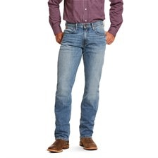 Ariat Men's M4 Low Rise Stackable Straight Jeans - Sawyer
